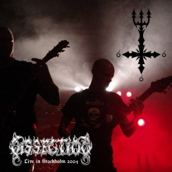 DISSECTION - Live In Stockholm 2004 (CD)