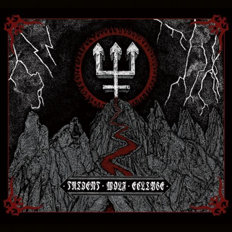 WATAIN - Trident Wolf Eclipse (Digipack CD)