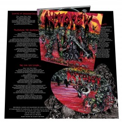 AUTOPSY - Puncturing The Grotesque (Digipack MCD)