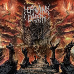 HEAVING EARTH - Denouncing The Holy Throne (CD)