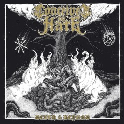 CONCEIVED BY HATE - Death & Beyond (LP)