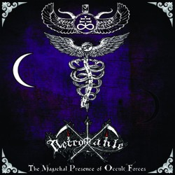 NECROMANTE - The Magickal Presence of Occult Forces  (Digipack CD)