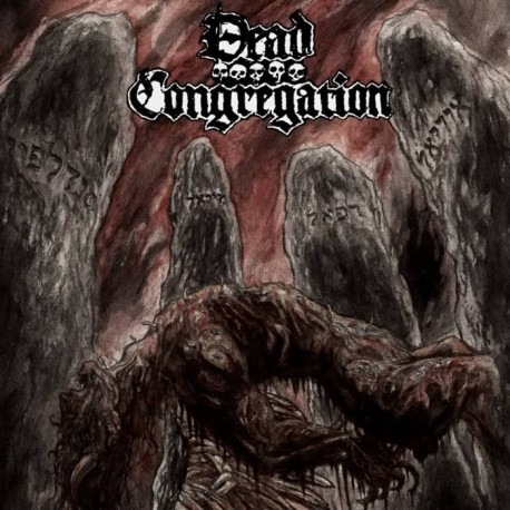 DEAD CONGREGATION - Graves Of The Archangel (CD)