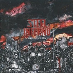 STEEL INFERNO - Aesthetics Of Decay (TAPE)
