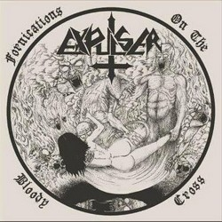 EXPULSER - Fornication On The Bloody Cross (CD)