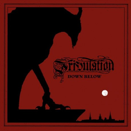 TRIBULATION - Down Below (Mediabook Slipcase CD)
