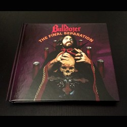 BULLDOZER - The Final Separation (DIGIBOOK CD)
