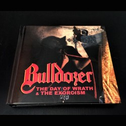BULLDOZER - The Day Of Wrath + The Exorcism (DIGIBOOK 2CD)
