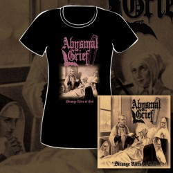 ABYSMAL GRIEF - Strange Rites Of Evil (BUNDLE CD+Girlie)