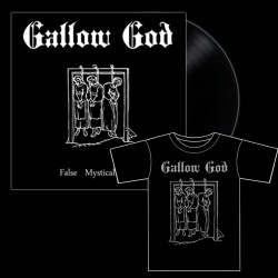 GALLOW GOD - False Mystical Prose (BUNDLE LP+Tshirt)