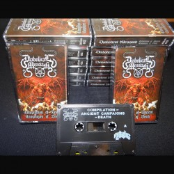 DIABOLICAL MESSIAH - Compilation Of Ancient Campaigns of Death (TAPE)
