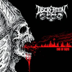 DISCREATION - End Of Days (CD)
