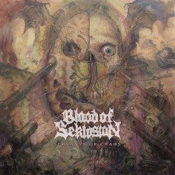 BLOOD OF SECKLUSION - Servants Of Chaos (CD)