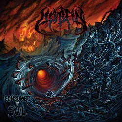 MORFIN - Consumed By Evil (LP)