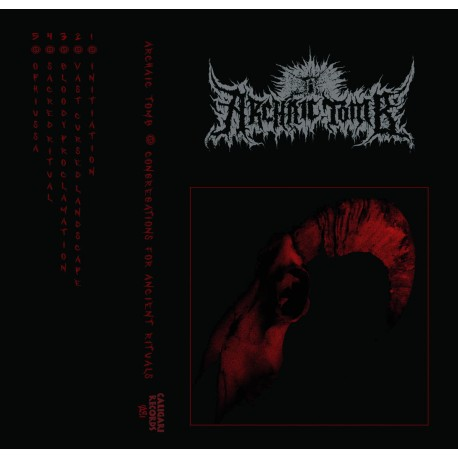 ARCHAIC THORN - Congregation For Ancient Rituals (TAPE)