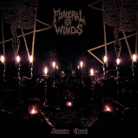 FUNERAL WINDS - Sinister Creed (LP)