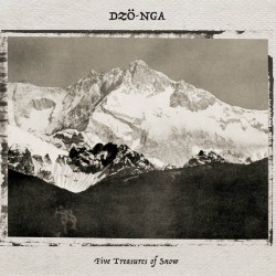 DZO-NGA - Five Treasures of Snow  (Digipack CD)