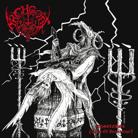 ARCHGOAT - Angelcunt (Tales Of Desecration) (Digipack MCD)