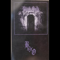 BLACK OATH - Black Oath & Portrait Of The Dead (TAPE)