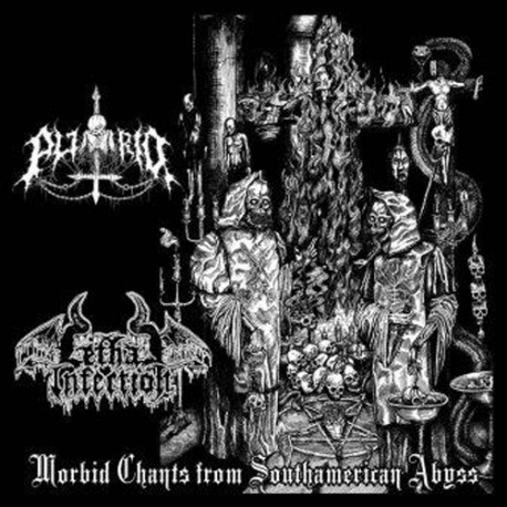 PUTRID/LETHAL INFECTION - Morbid Chants From Southamerican Abyss (CD)
