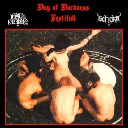 BEHERIT/IMPALED NAZARENE - Day Of Darkness Festifall (CD)