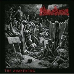 MERCILESS - The Awakening (LP)