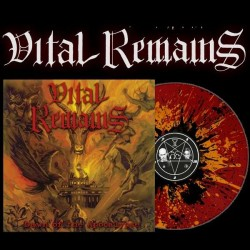 VITAL REMAINS - Dawn Of The Apocalypse (LP)