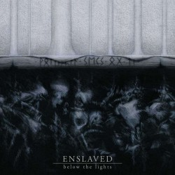 ENSLAVED - Below the Lights (CD)