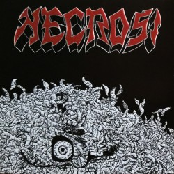 BLOODLAND/NECROSI - Split (CD)