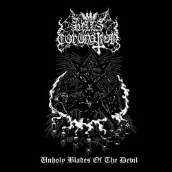 HELL'S CORONATION - Unholy Bladers Of The Devil (MCD)