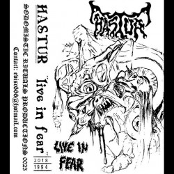 HASTUR - Live In Fear (DEMO)