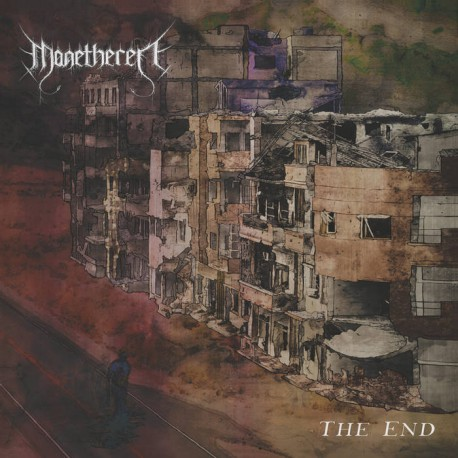 MANETHEREN - The End (CD)