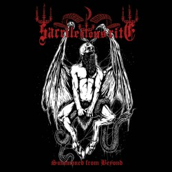SACRILEGIOUS RITE - Summoned From Beyond (CD)