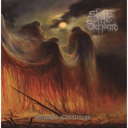 SHRINE OF THE SERPENT - Entropic Disillusion (CD)